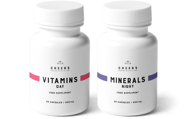 MULTIVITAMIN – VITAMINS AND MINERALS