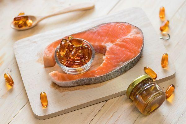 omega 3 w kapsułkach