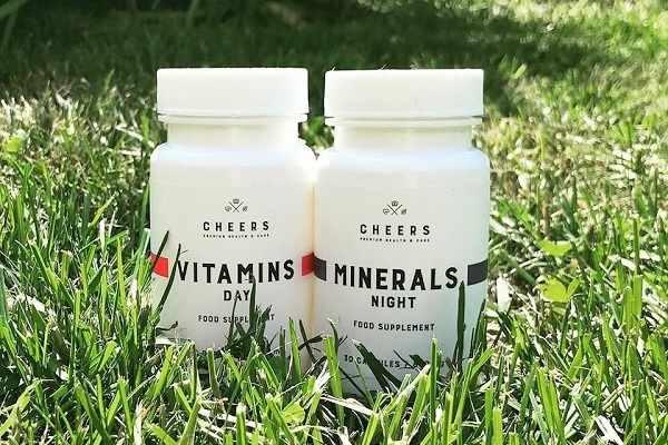 witaminy i minerały
