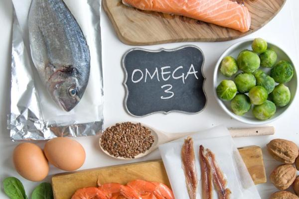 diet deficient in omega 3