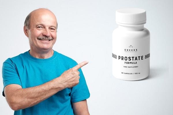 suplement Prostate Formula